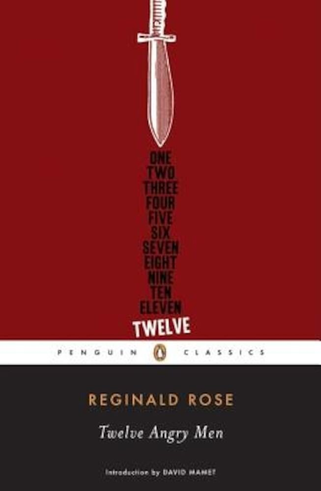 Twelve Angry Men, Paperback