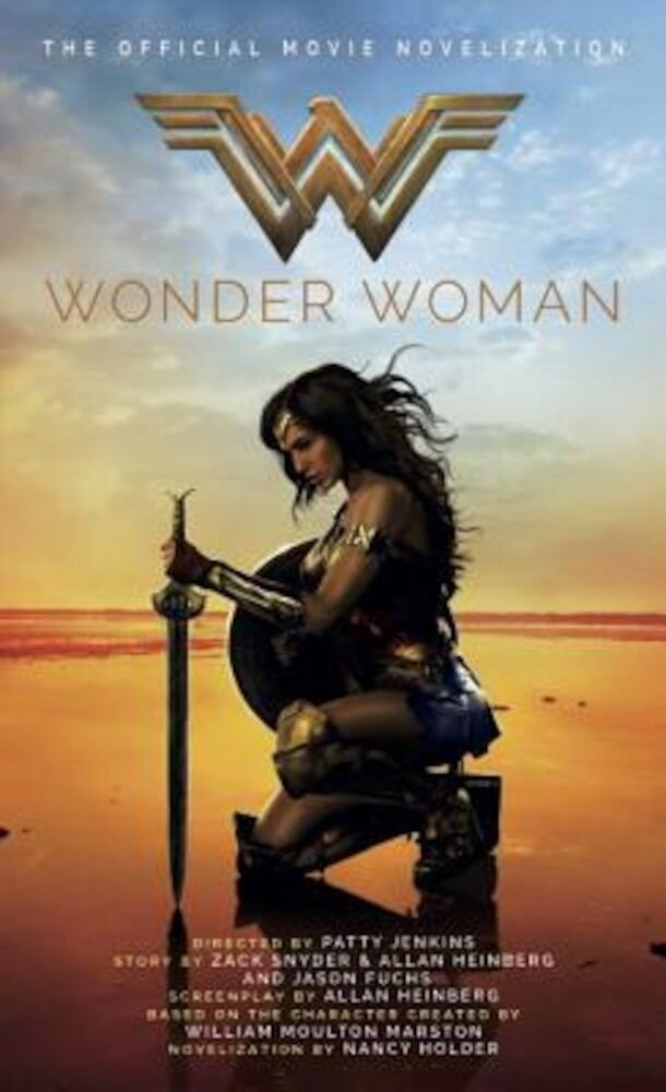 Wonder Woman: The Official Movie Novelization, Paperback