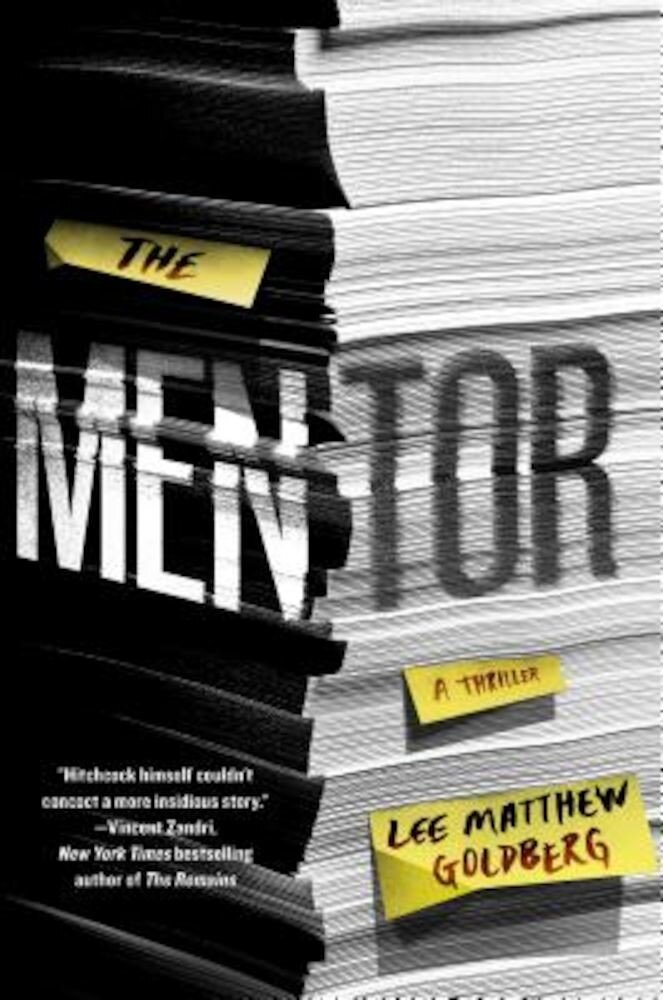 The Mentor: A Thriller, Hardcover