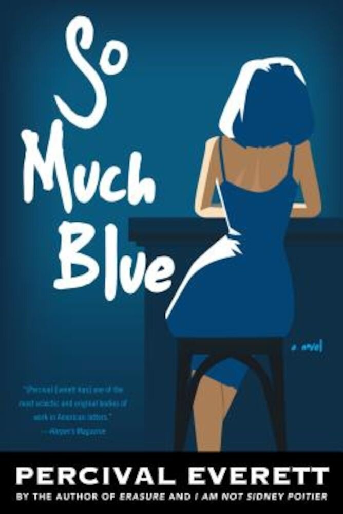 So Much Blue, Paperback