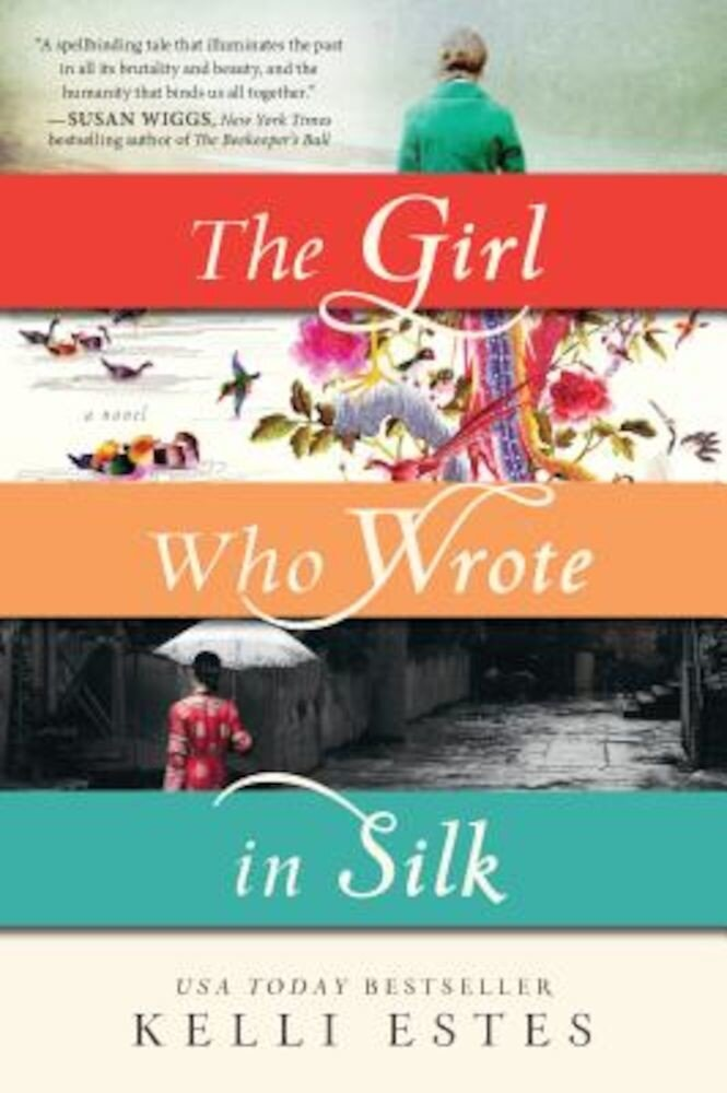 The Girl Who Wrote in Silk, Paperback