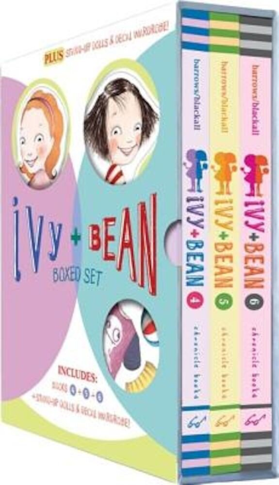 Ivy + Bean [With 3 Paper Dolls and Sticker(s)], Paperback