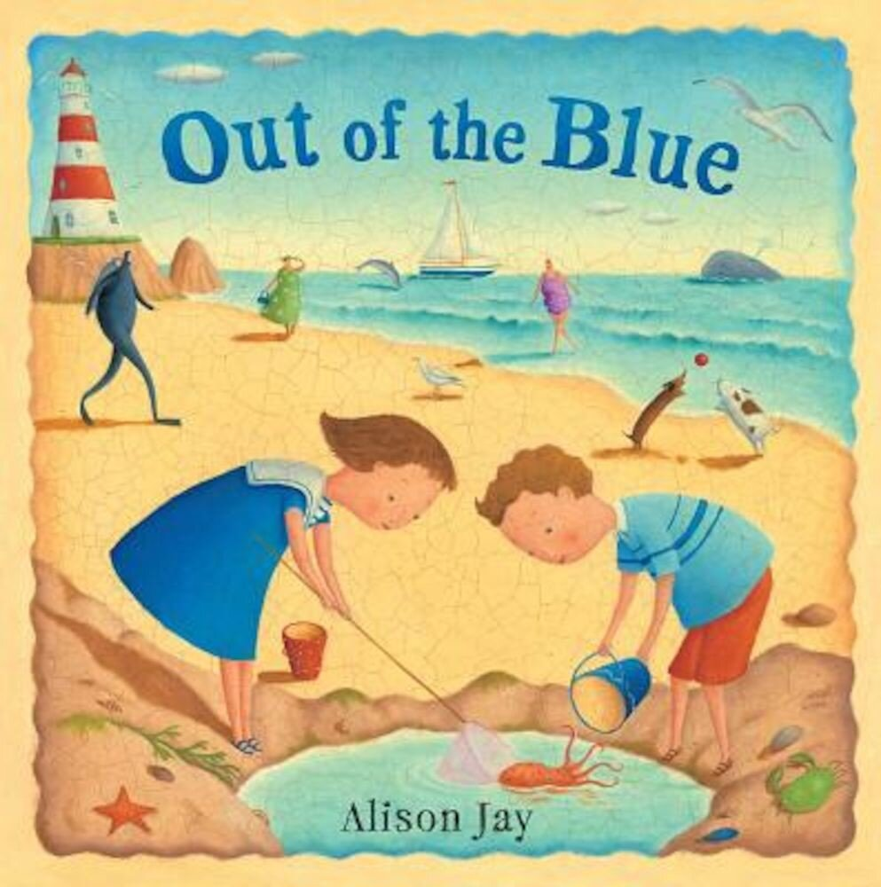 Out of the Blue, Hardcover