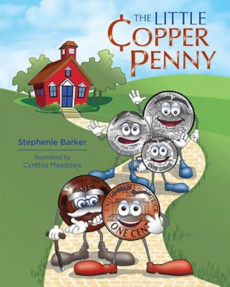 The Little Copper Penny, Hardcover