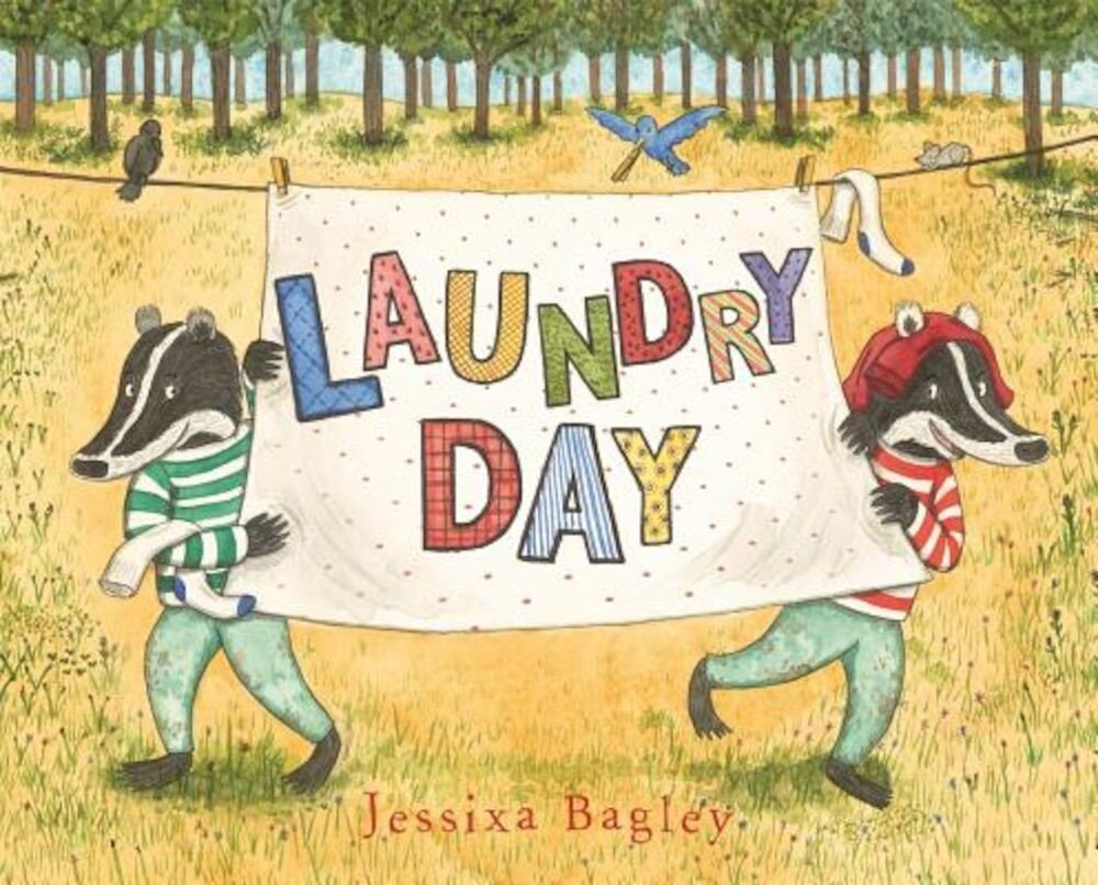 Laundry Day, Hardcover