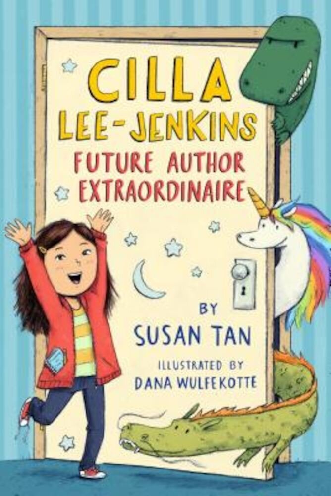 Cilla Lee-Jenkins: Future Author Extraordinaire, Hardcover