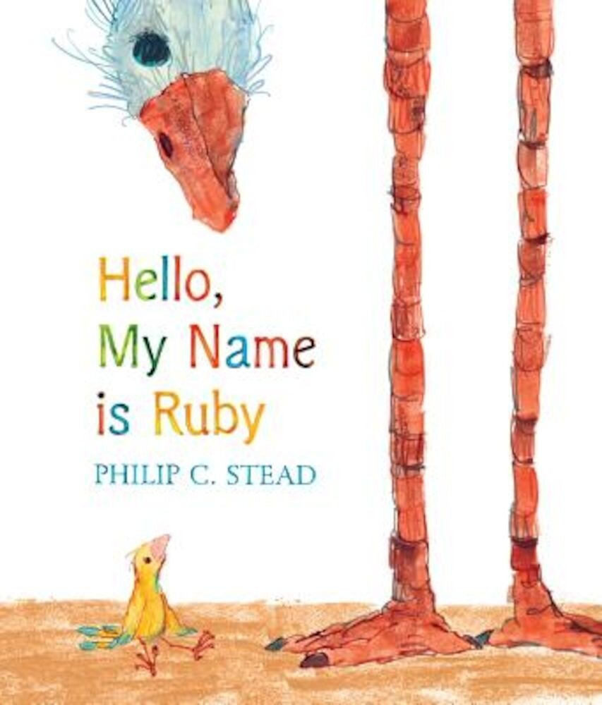 Hello, My Name Is Ruby: A Picture Book, Hardcover