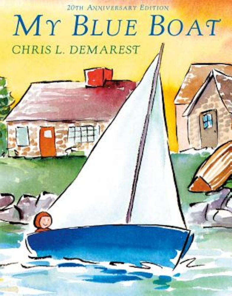 My Blue Boat, Hardcover