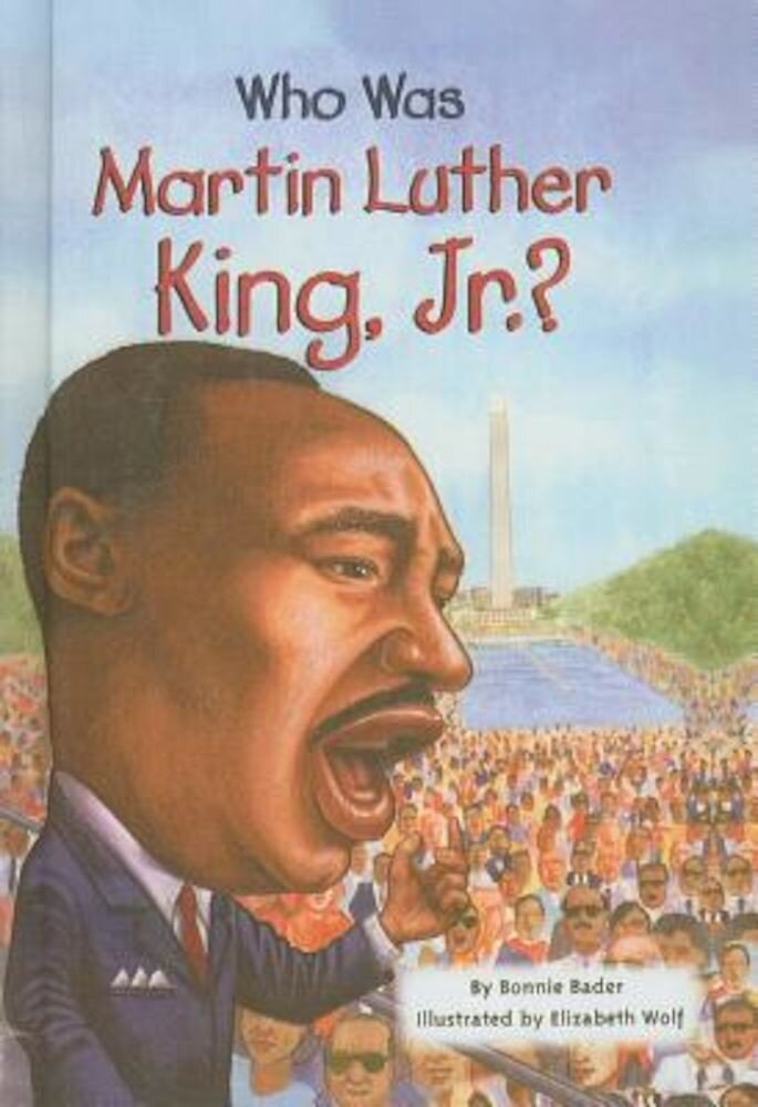 Who Was Martin Luther King, Jr.?, Hardcover