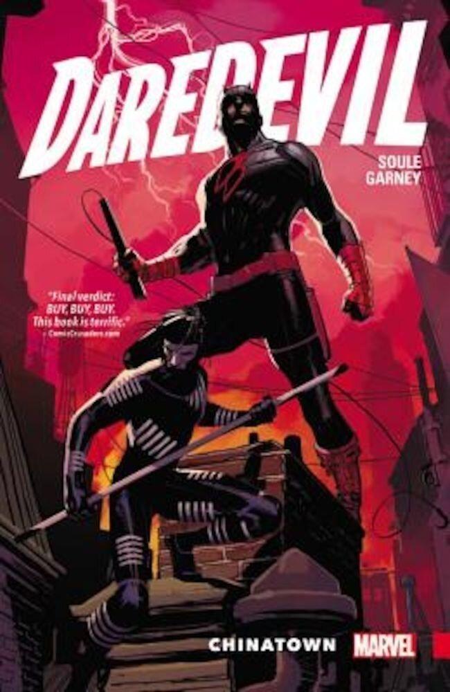 Daredevil: Back in Black, Volume 1: Chinatown, Paperback