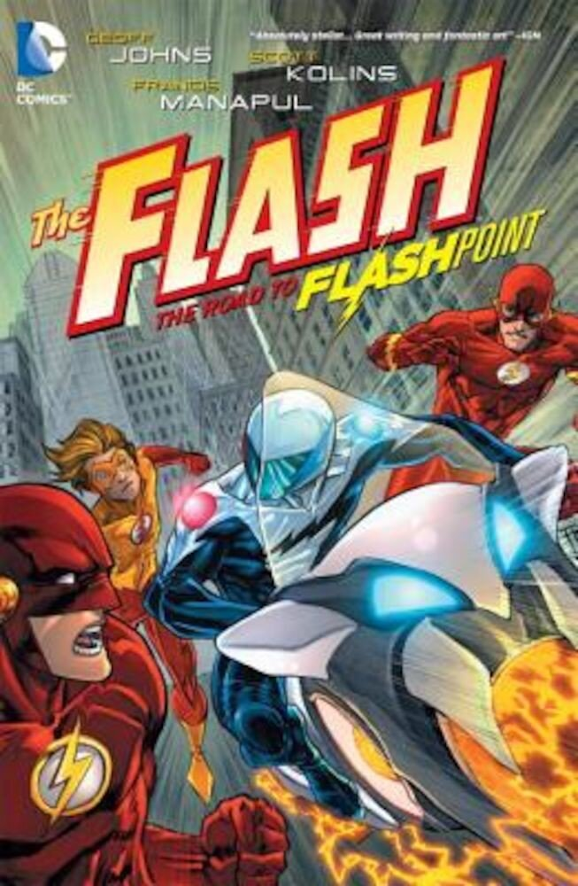 The Road to Flashpoint, Paperback