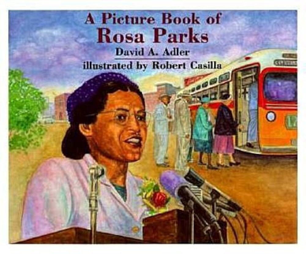 A Picture Book of Rosa Parks, Paperback