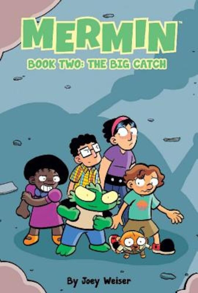 Mermin Volume 2: The Big Catch, Hardcover