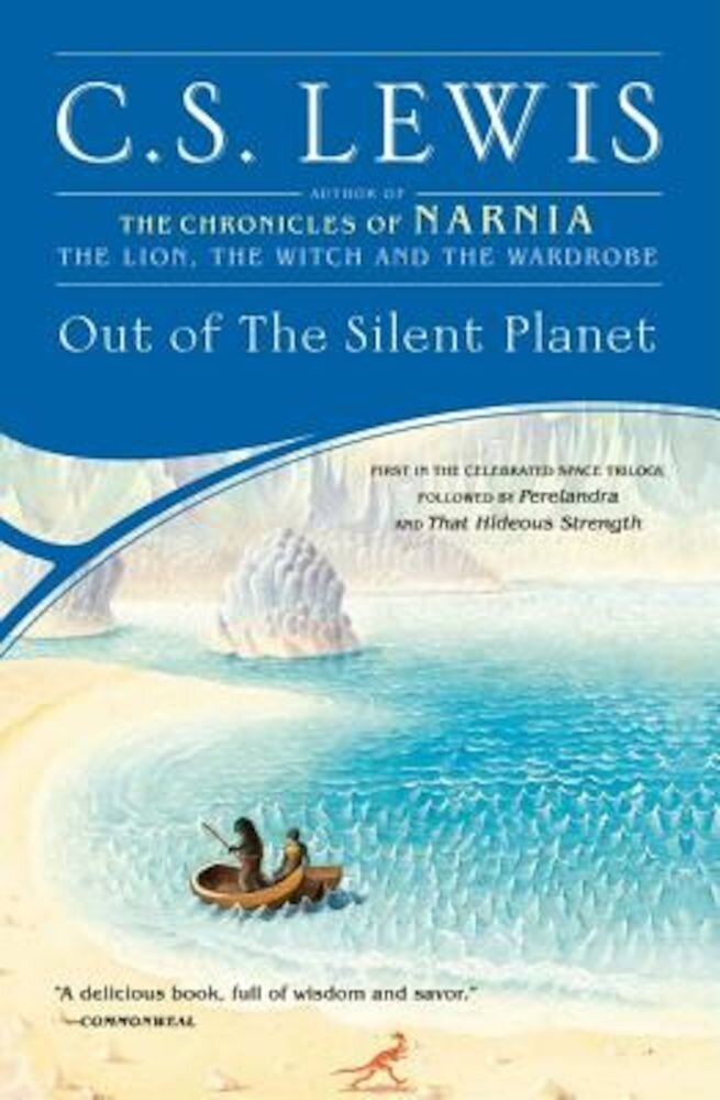 Out of the Silent Planet, Paperback