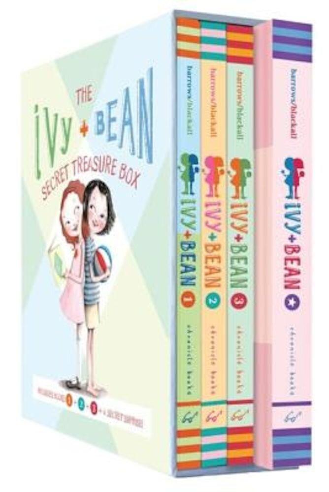 The Ivy + Bean Secret Treasure Box, Paperback