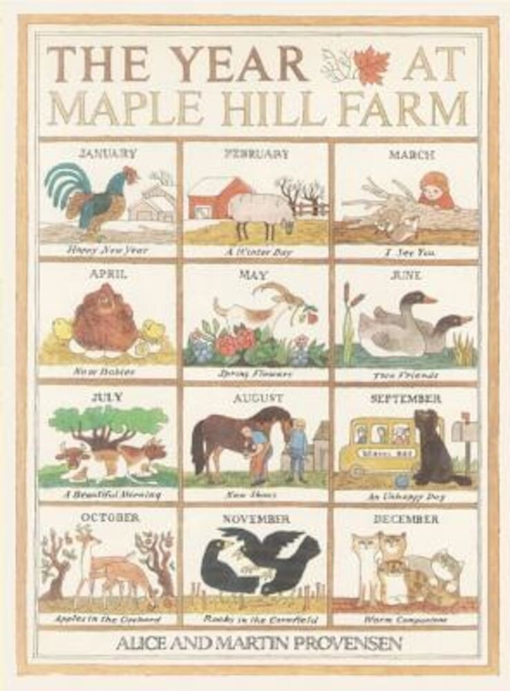 The Year at Maple Hill Farm, Paperback