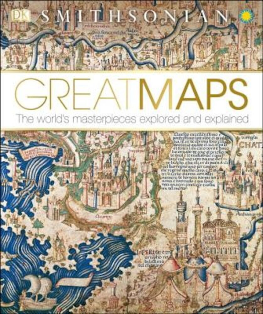 Great Maps, Hardcover
