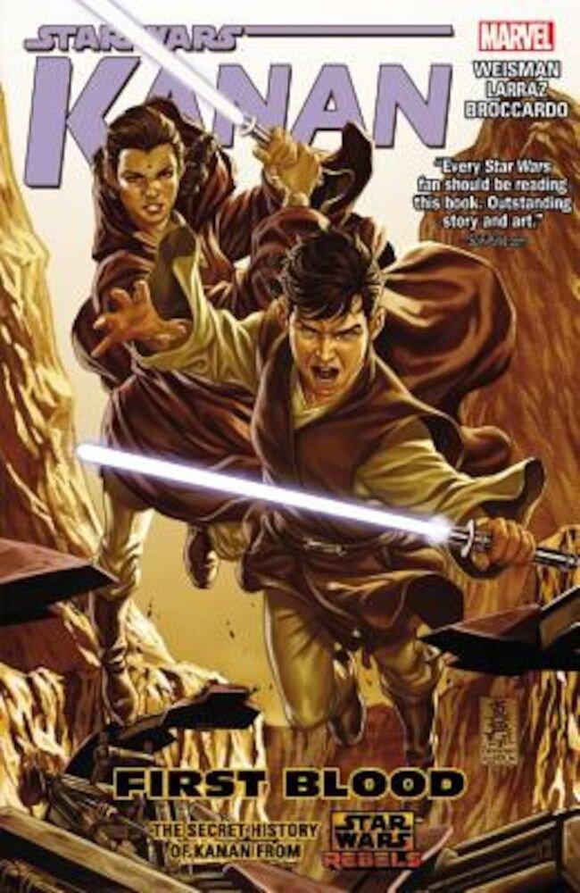 Star Wars: Kanan, Volume 2: First Blood, Paperback
