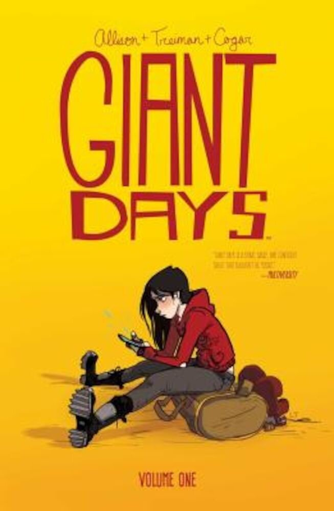 Giant Days, Volume 1, Paperback