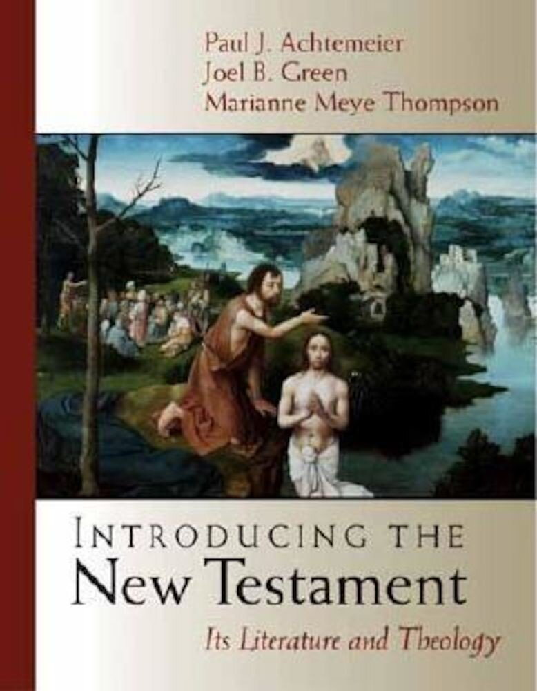 Introducing the New Testament: Its Literature and Theology, Hardcover