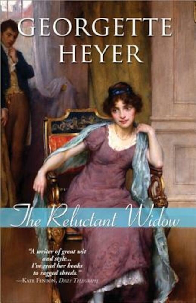 The Reluctant Widow, Paperback