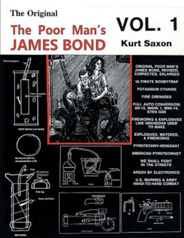 The Poor Man's James Bond (Vol. 1), Paperback