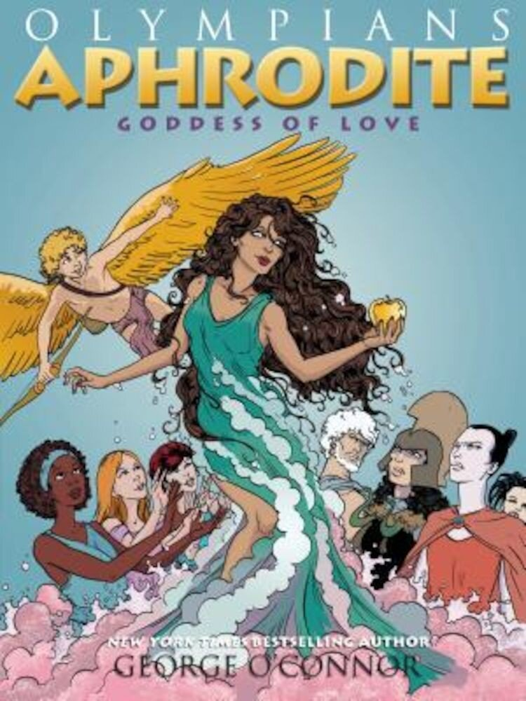 Aphrodite: Goddess of Love, Hardcover