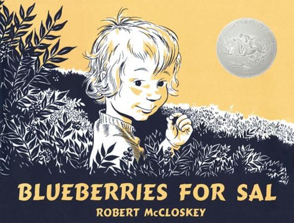 Blueberries for Sal, Hardcover