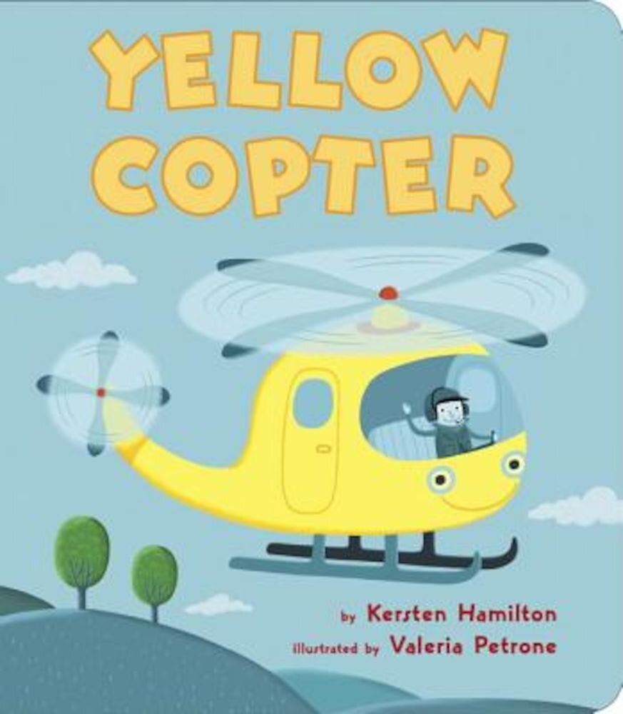 Yellow Copter, Hardcover