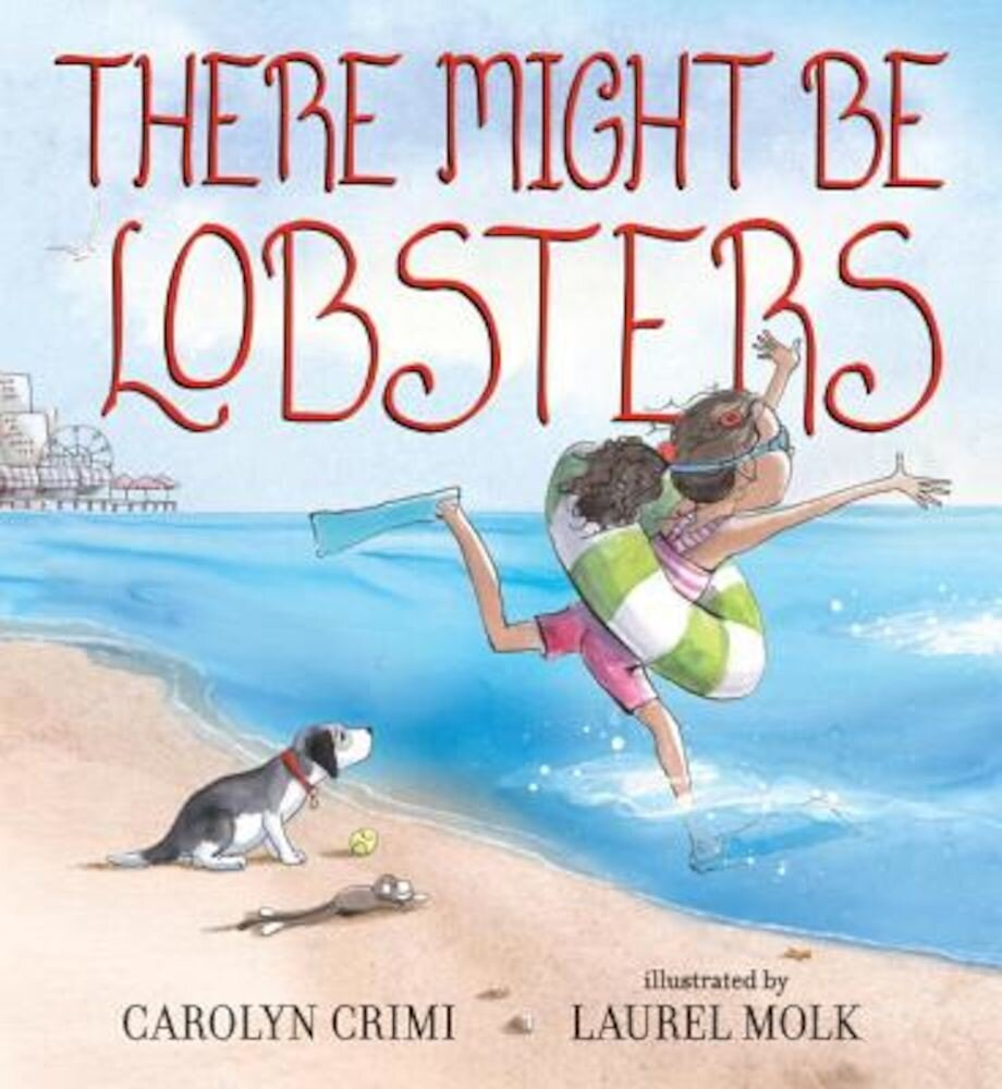 There Might Be Lobsters, Hardcover