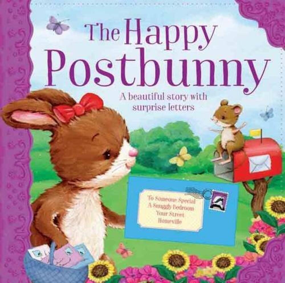 Coperta Carte The Happy Postbunny
