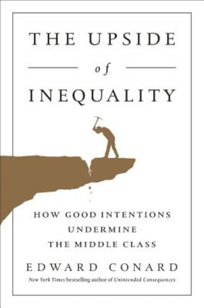 The Upside of Inequality: How Good Intentions Undermine the Middle Class, Hardcover