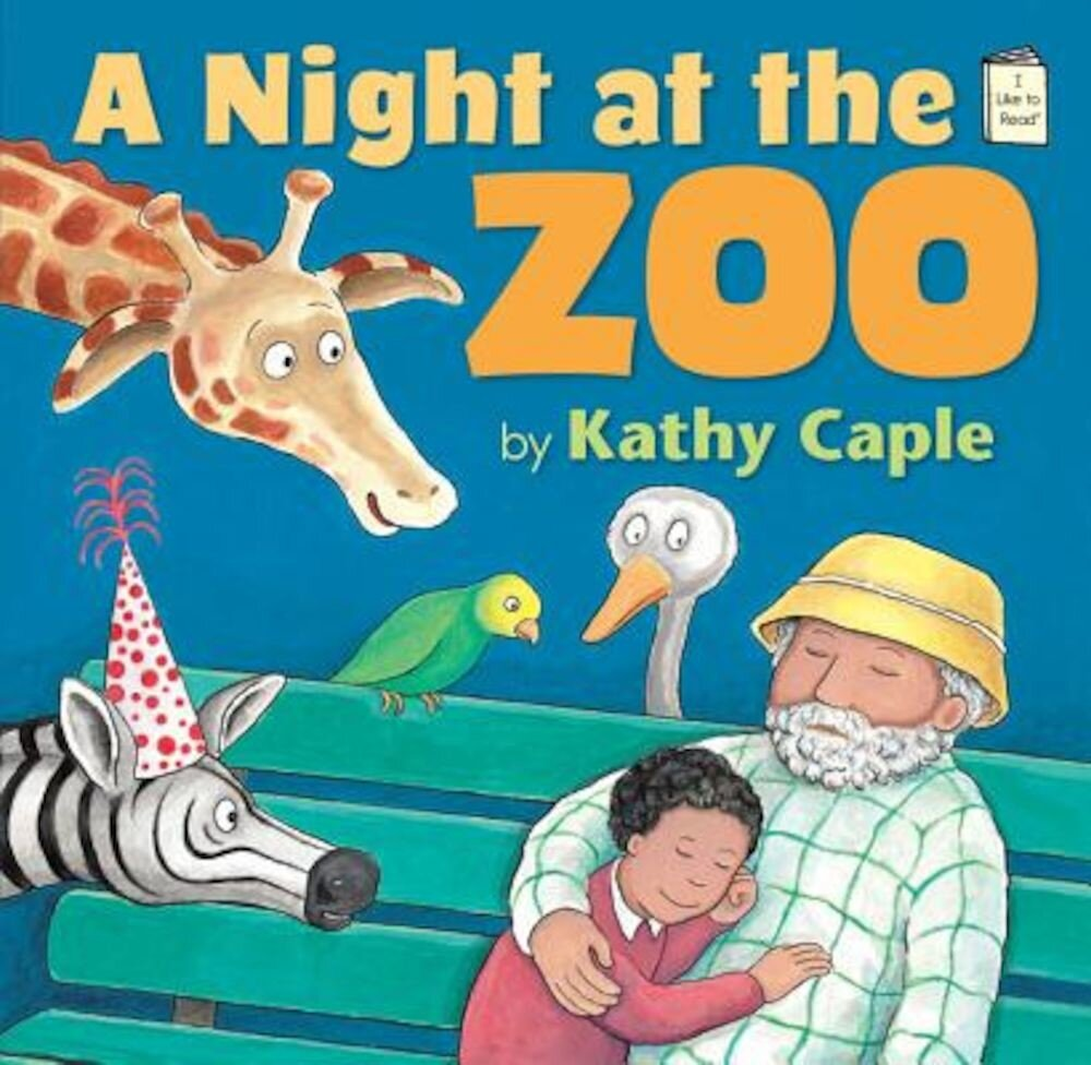 A Night at the Zoo, Hardcover