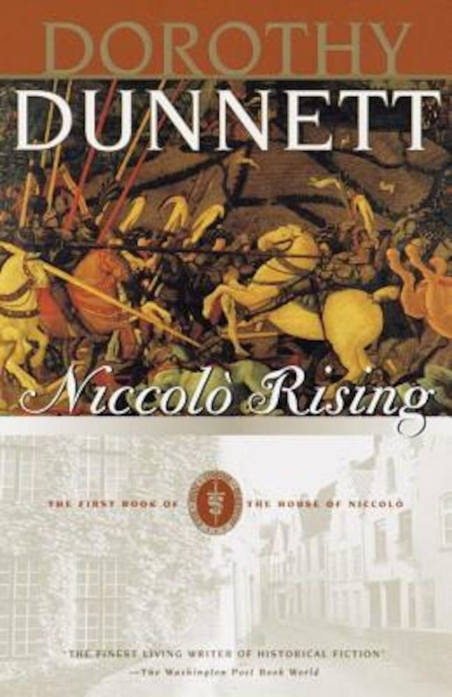 Niccolo Rising, Paperback