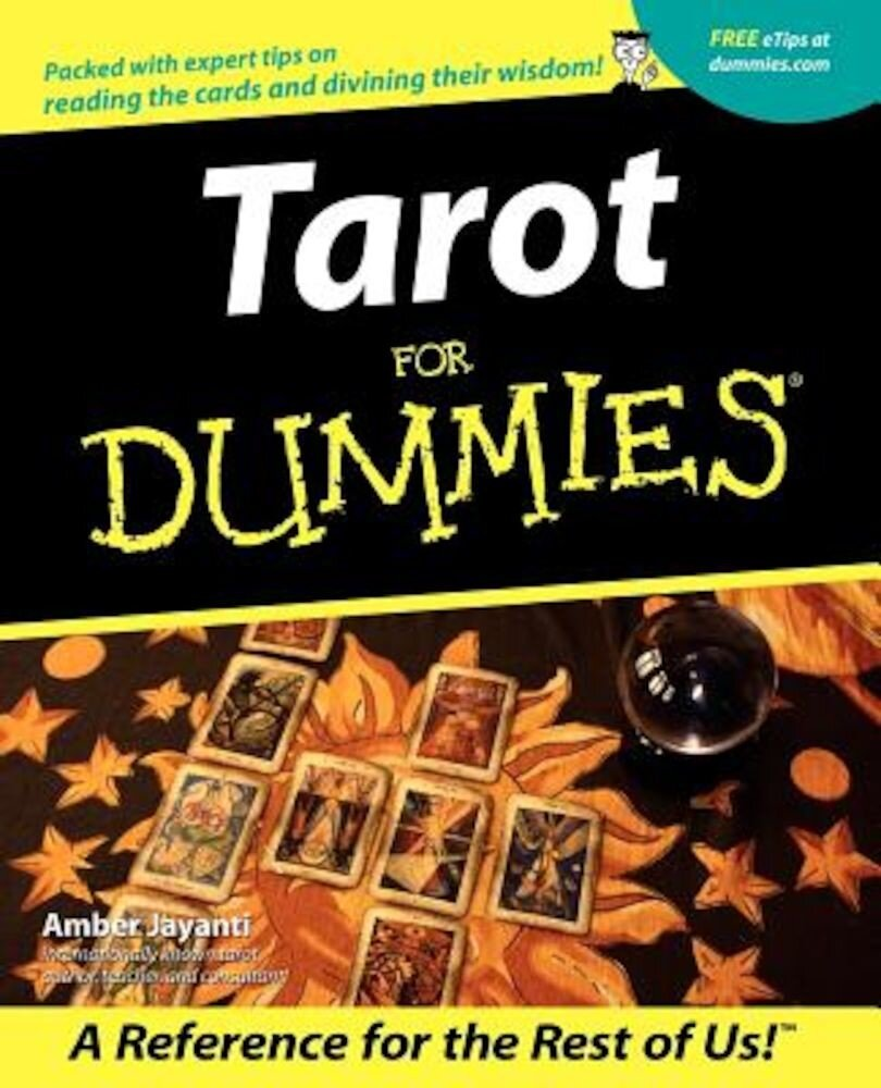 Tarot for Dummies, Paperback