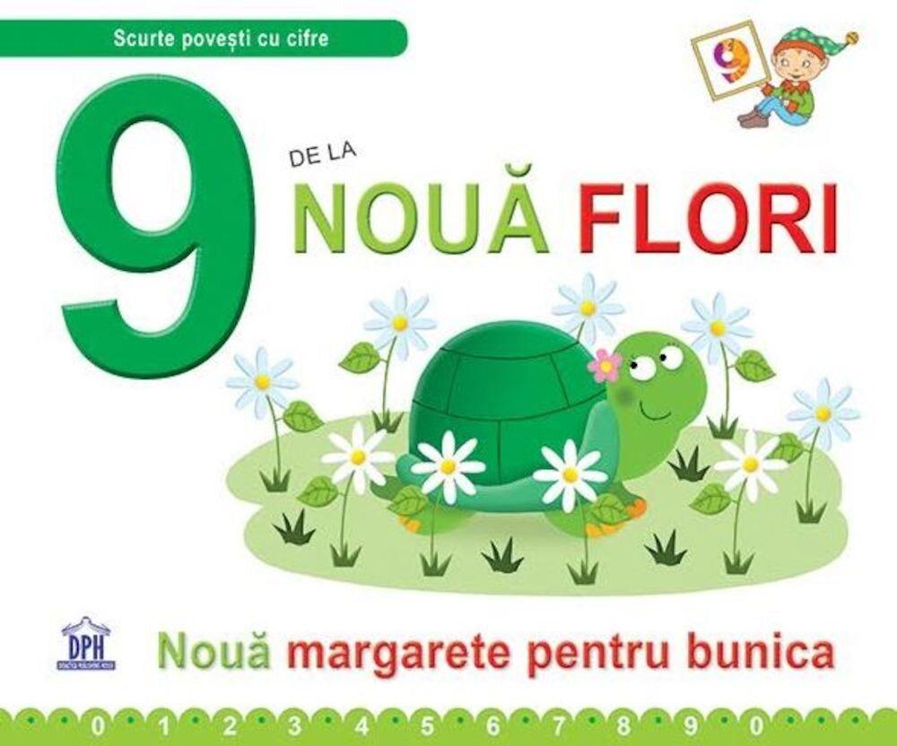 Coperta Carte 9 De La Noua Flori