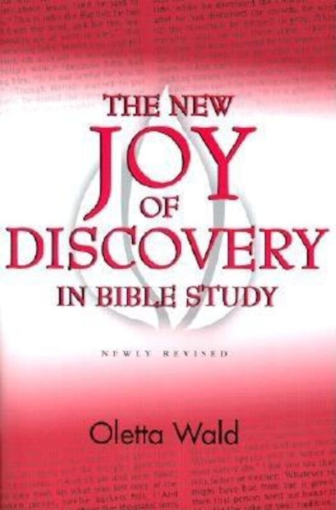 New Joy of Discovery in Bible, Paperback