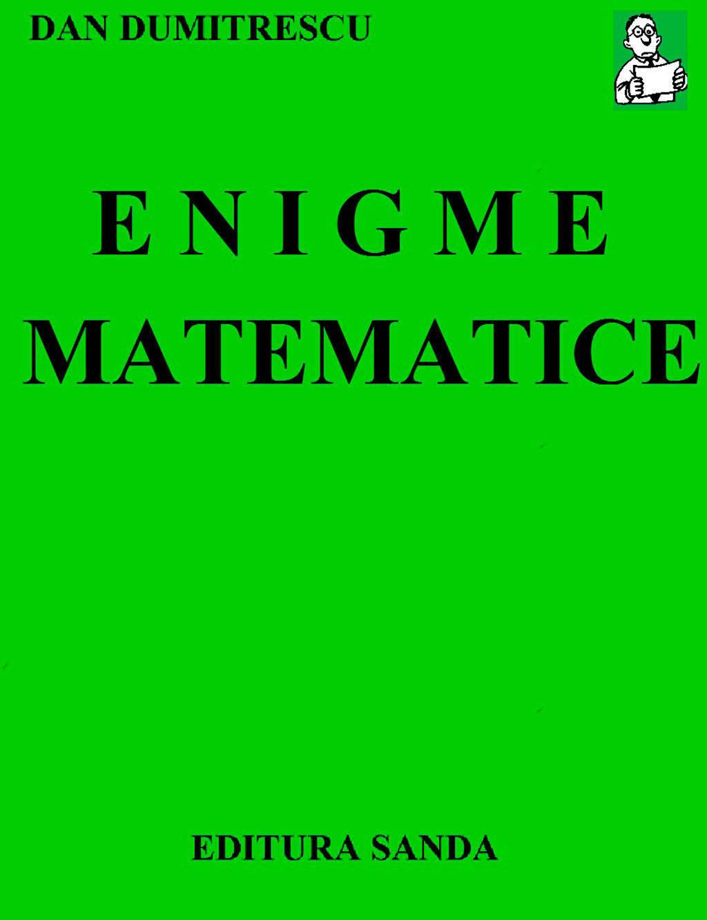 Enigme matematice (eBook)