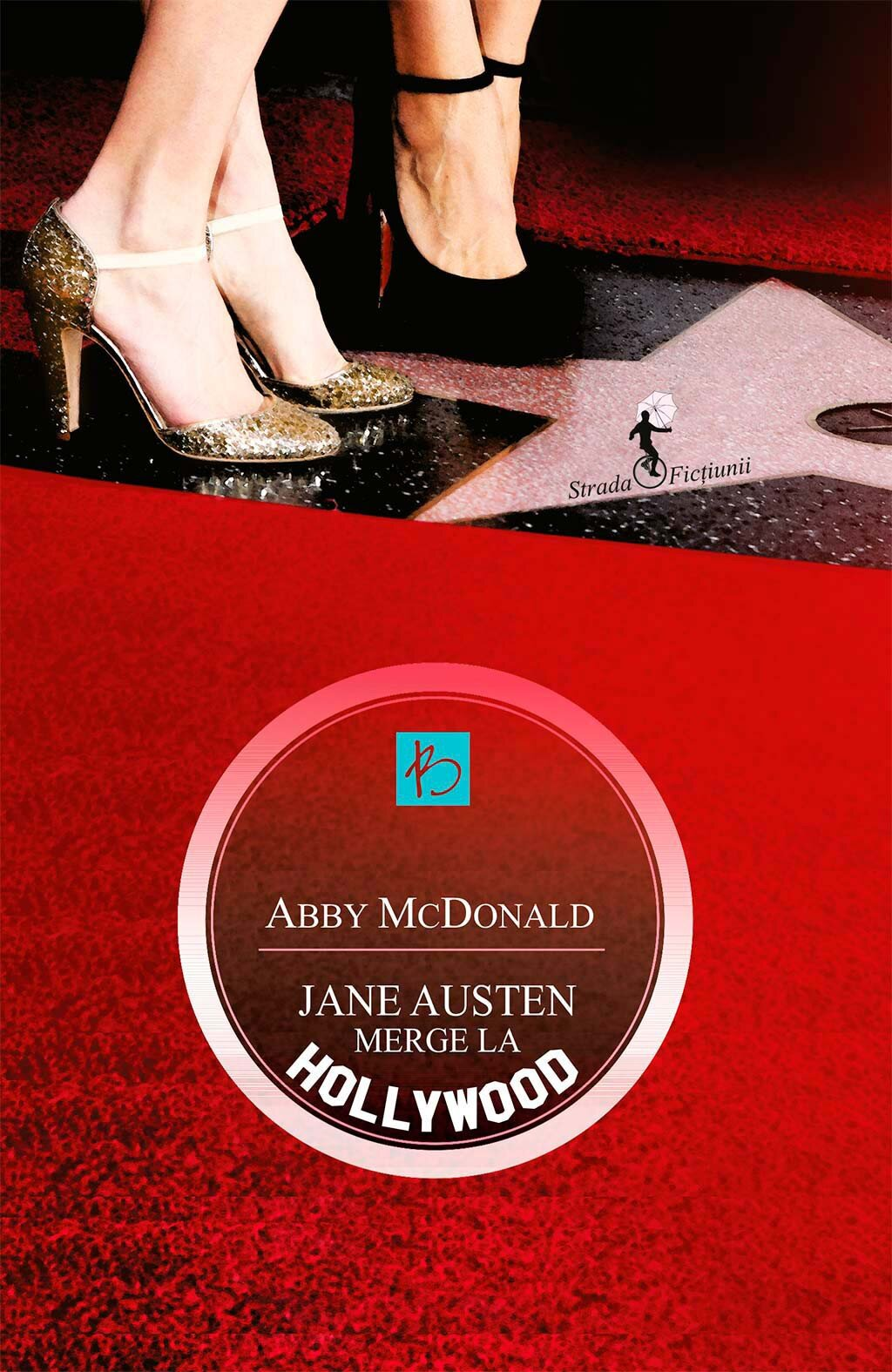 Jane Austen merge la Hollywood (eBook)