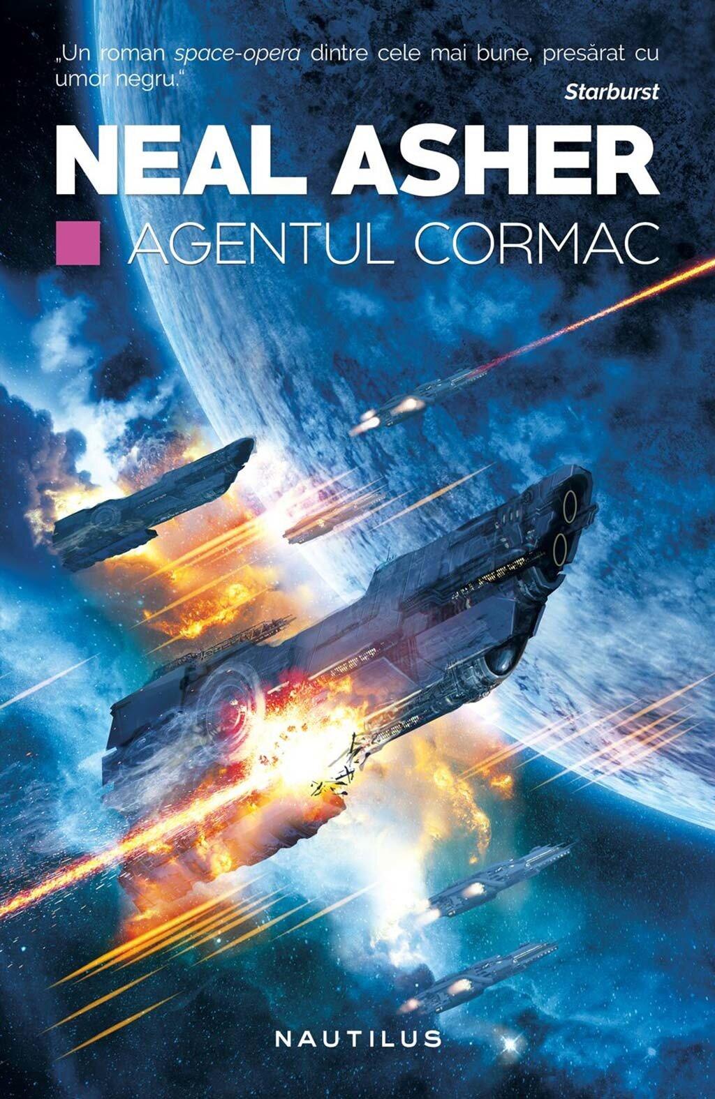 Agentul Cormac (eBook)