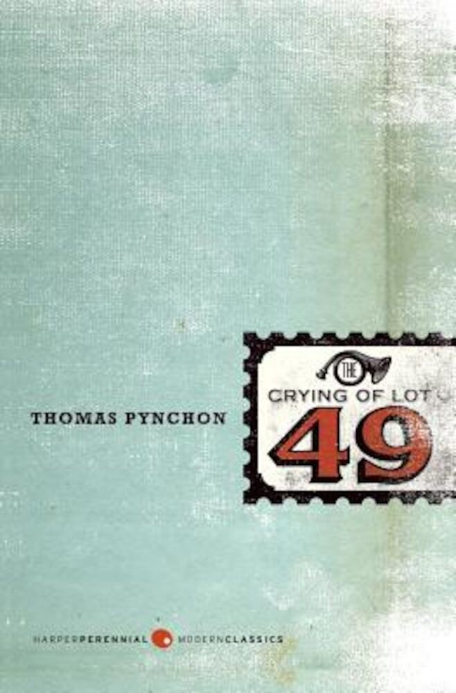 The Crying of Lot 49, Paperback