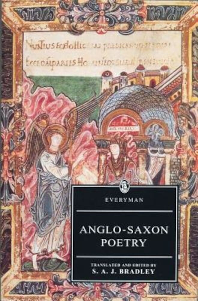 Anglo-Saxon Poetry, Paperback