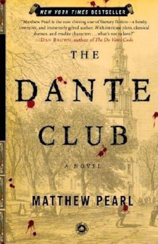 The Dante Club, Paperback