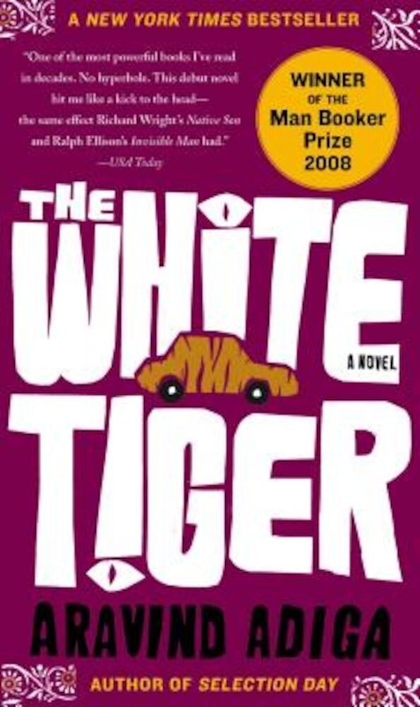 The White Tiger, Paperback
