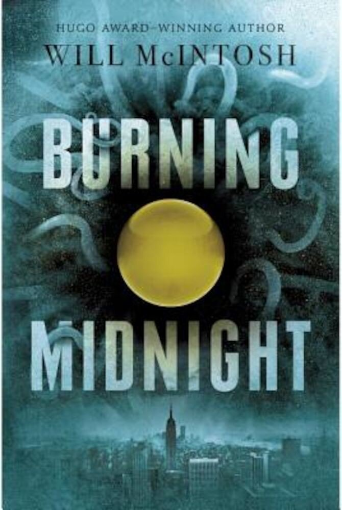 Burning Midnight, Hardcover