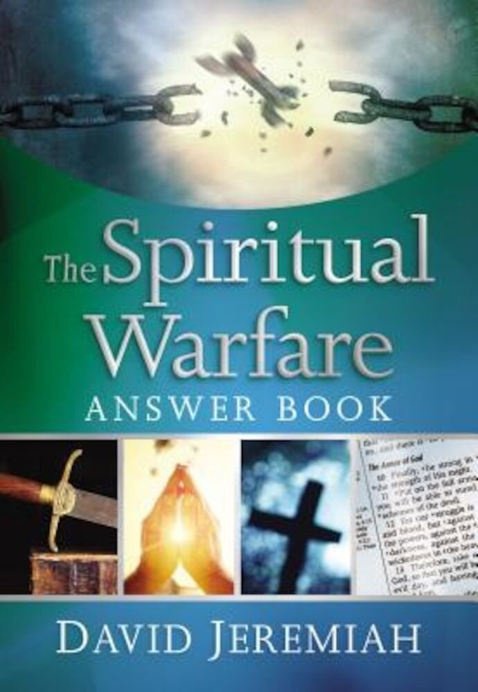 The Spiritual Warfare Answer Book, Hardcover