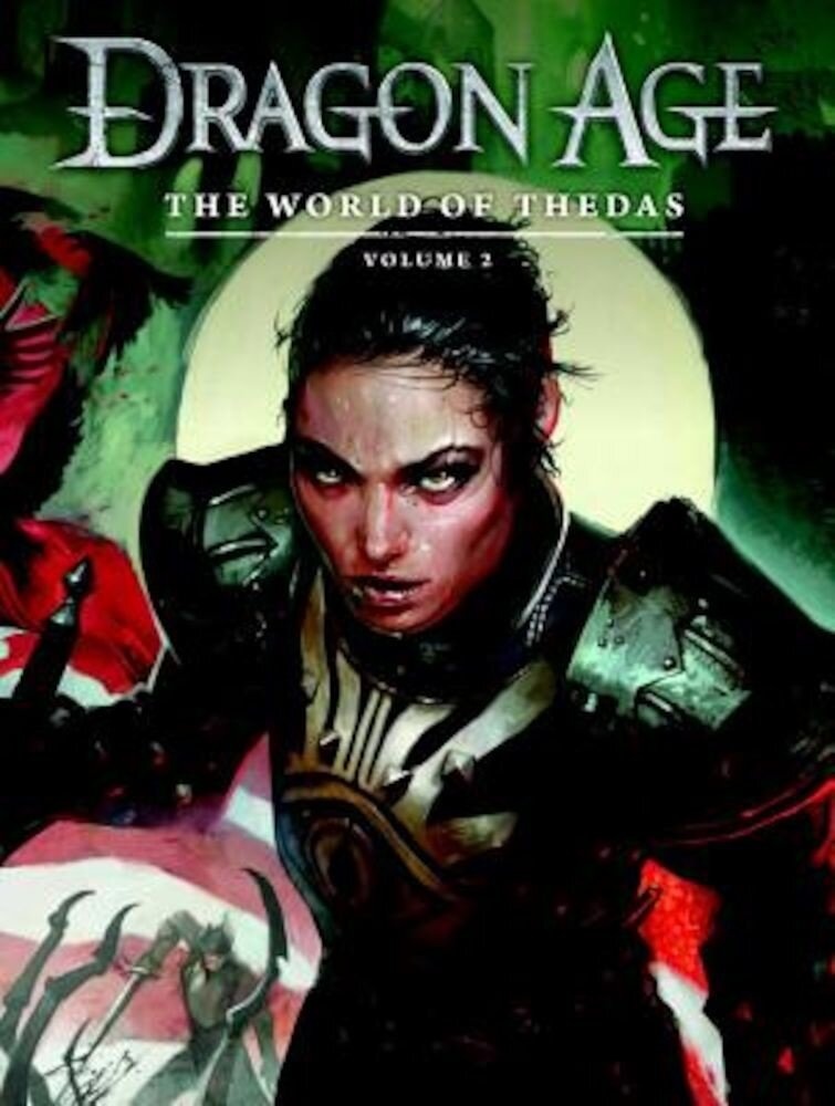 Dragon Age: The World of Thedas, Volume 2, Hardcover