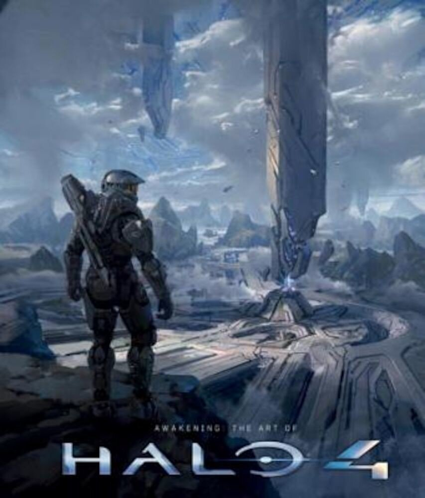 Awakening: The Art of Halo 4, Hardcover