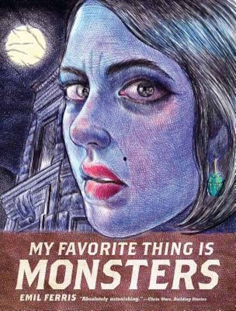 My Favorite Thing Is Monsters, Paperback