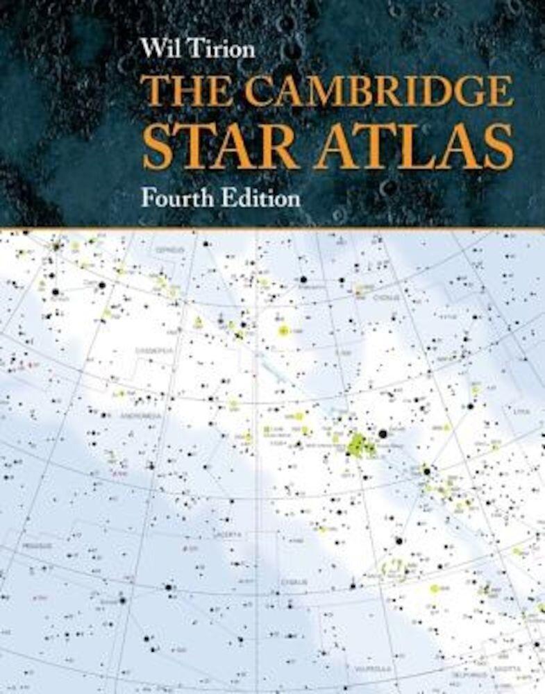 The Cambridge Star Atlas, Paperback
